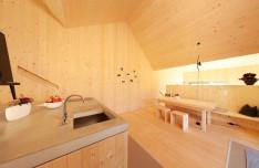 Meck Architekten Architekten Ferienhaus Heustadlsuite Innen