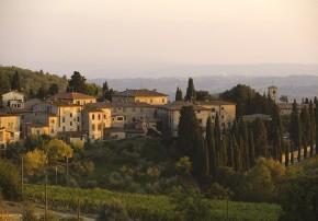 Panoramablick: Fonterutoli