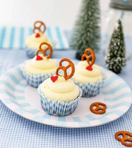 Brezl-Cupcakes Fräulein Klein