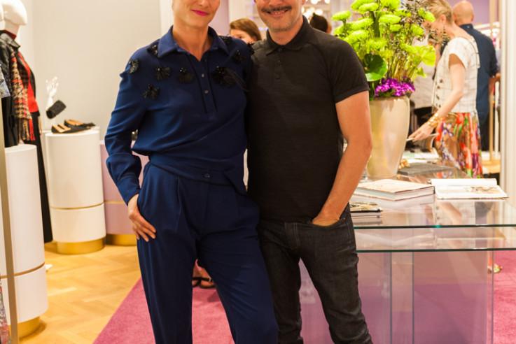 Fashion at Home Wohnbuch Book Launch Johny Talbot