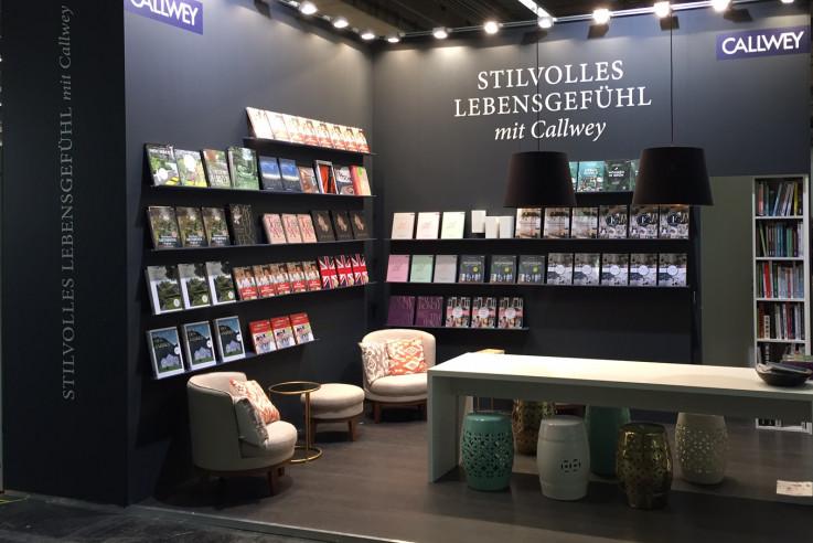 Frankfurter Buchmesse 2016 Callwey Stand