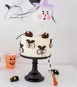 Fräulein Klein Halloween Oreo-Torte