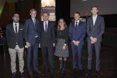 Sieger Förderpreis ausgezeichneter Stahlbau Studenten