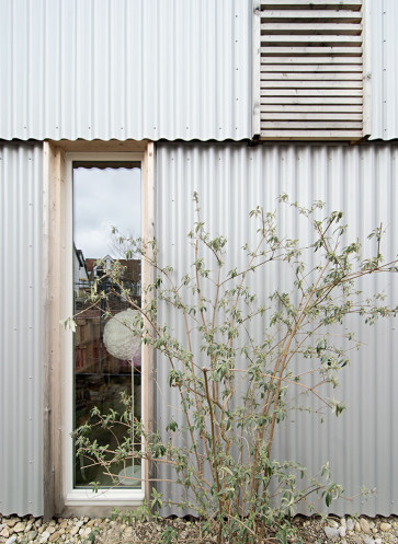 werk A architetkur sicher Häuser des Jahres 2016 Aussenansicht Detail
