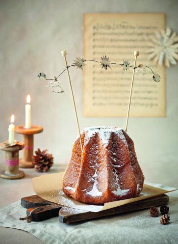 Musikalische Weihnachtsdekoration Trapez für den Kuchen bfpreis:C  MIG;