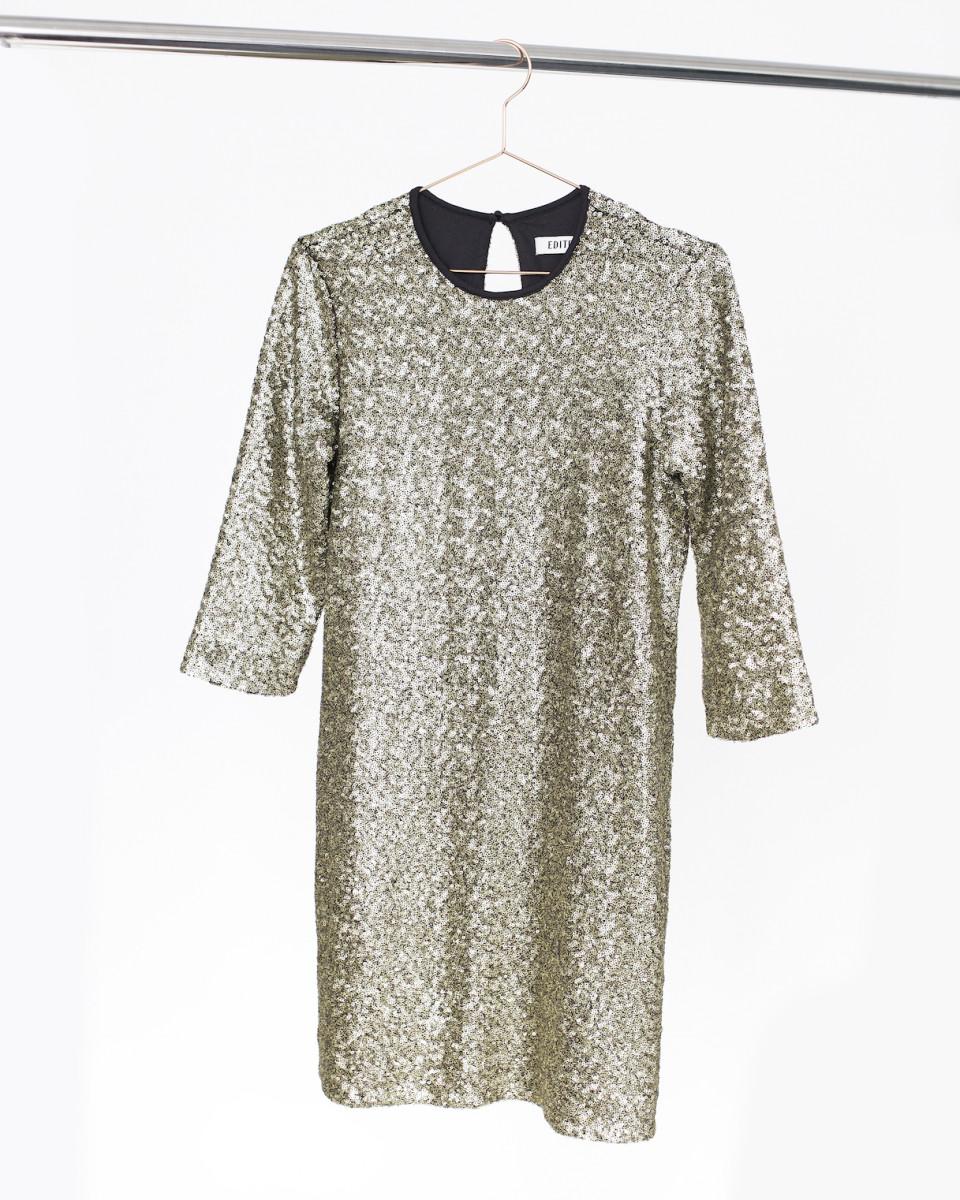 Dress up, it´s Christmas | Outfit-Tipps von Eva Padberg