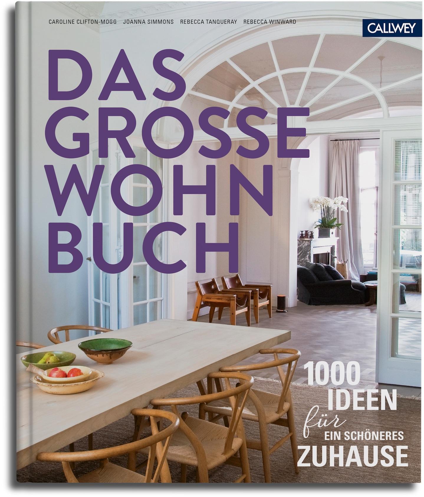 Das große Wohnbuch | Interior | Einrichten | Wohnratgeber