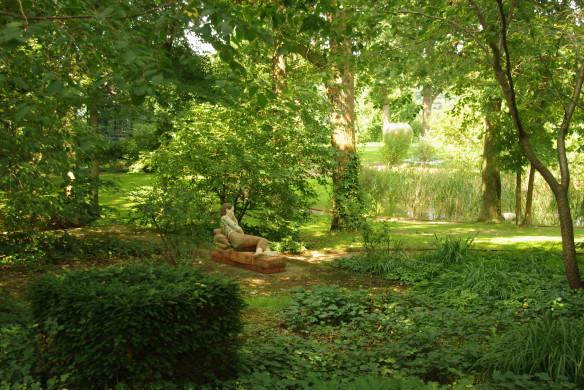 Romantische Gartenreisen in Deutschland Privatgarten Rosenhof