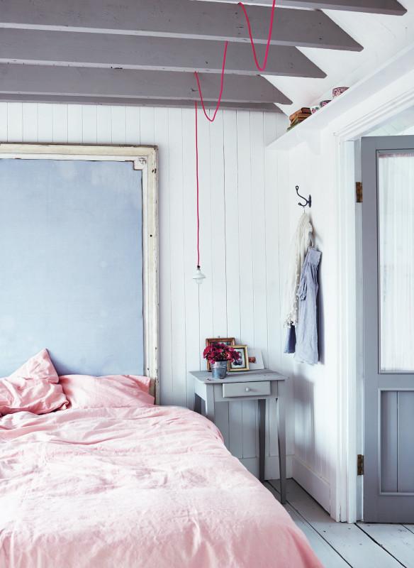 Callwey Wohnbuch Schlafzimmer Bett Holz