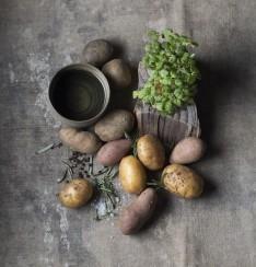 Easy Peasy vegan Kochbuch Tetsu Kartoffeln