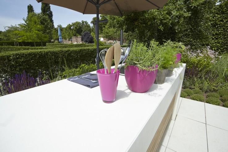 Gärten des Jahres Callwey Gartenbuch Küchengarten Sommerküche
