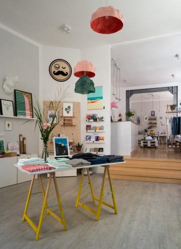 Shop Girls Laden eröffnen Interior Kleidung Callwey