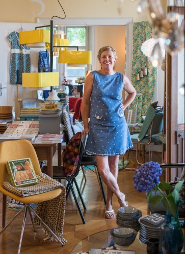 Shop Girls Laden Existenz Interior Deko einrichten