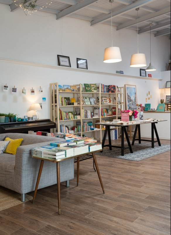 Shop Girls Wohnbuch Callwey Laden eröffnen