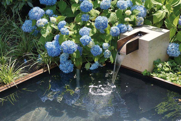 Gärten des Jahres Das Designstückchen Otto Arnold