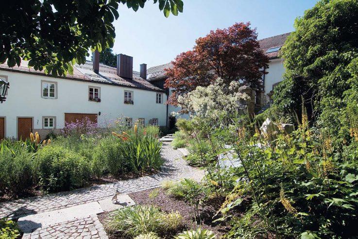 Gärten des Jahres Burggarten von Ralph Eid