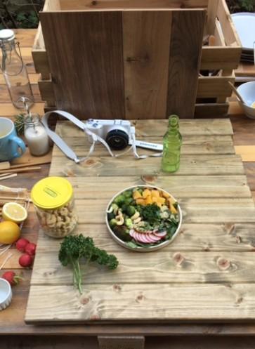 Buddha Bowls Kochbuch Annelina Waller Food Fotoshooting
