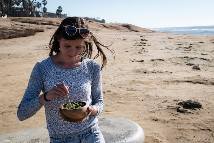 Buddha Bowls Kochbuch Annelina Waller vegan