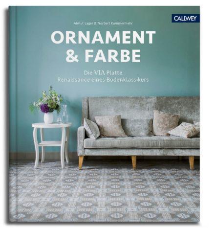 Innenarchitektur Buch ornament und farbe via platten zementmosaik innenarchitektur