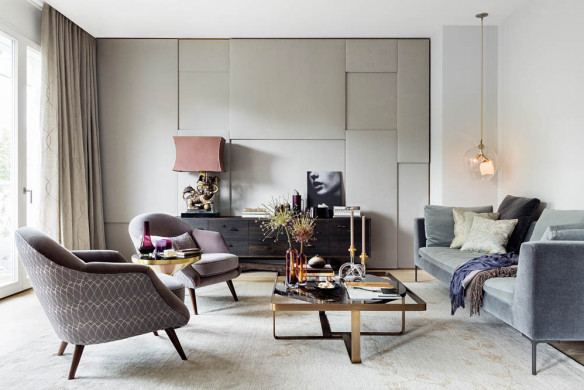 Best of Interior Callwey Wohntrends Samt Kupfer Chic