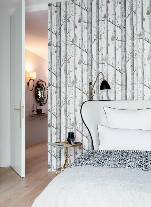 Best of Interior Callwey Wohntrends Tapete Schlafzimmer