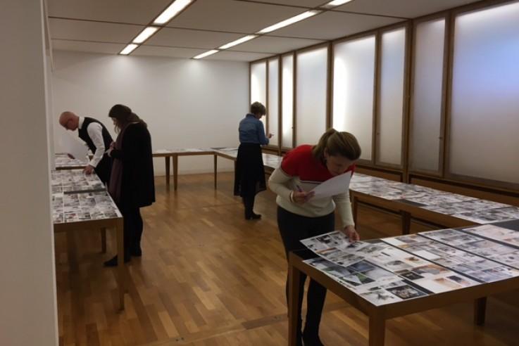 Best of Interior Wohnbuch Jurysitzung Callwey