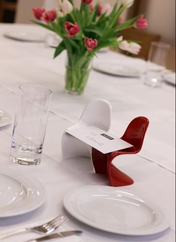 Best of Interior Wohnbuch Vitra Panton Chair