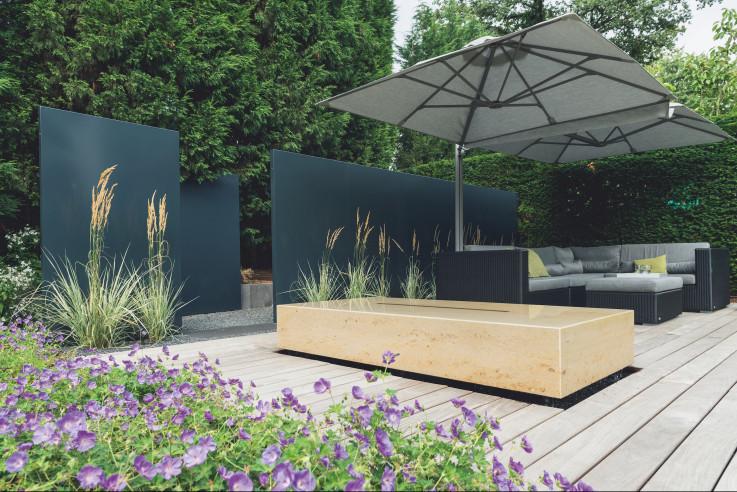 Gärten des Jahres Callwey Gartenbuch Stadtgarten