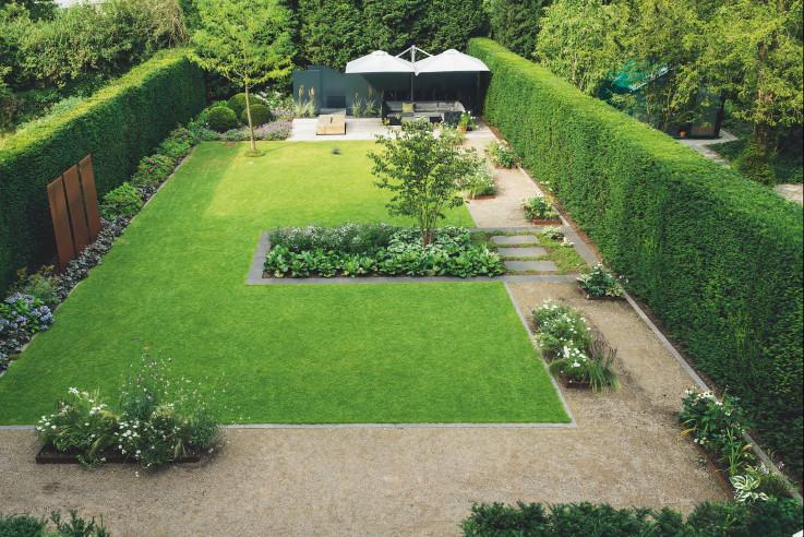 Gärten des Jahres Callwey Stadtgarten Düsseldorf