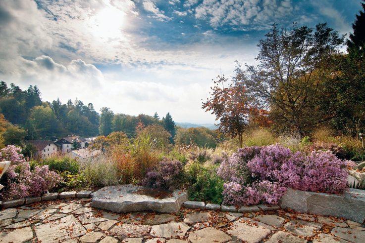 Gärten des Jahres 2017. Englburg von Ralph Eid