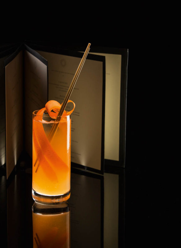 Bar Bibel Cocktail No. 8 Sweet, strong, sour