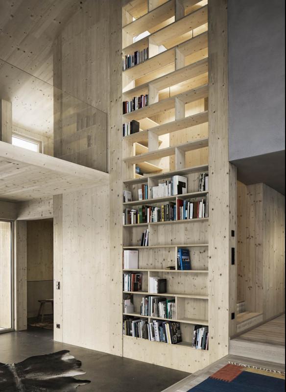 LParchitektur_EFH Hochleitner_InnenraumGalerie