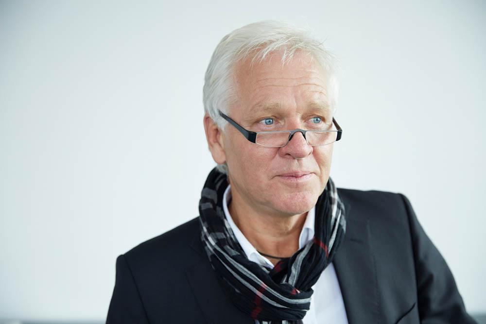 PROM Preisträger 2013, M. Univ.-Prof.Dr.-Ing. Norbert Fisch, Portrait