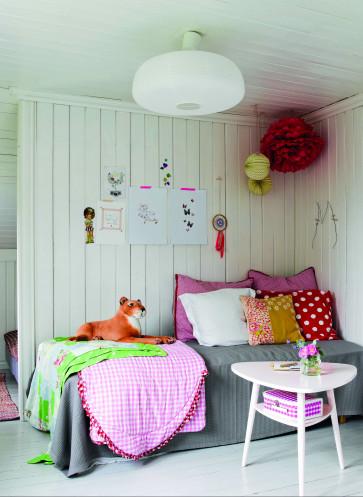 Das große Wohnbuch Callwey Schlafzimmer Kinderzimmer Bettwäsche