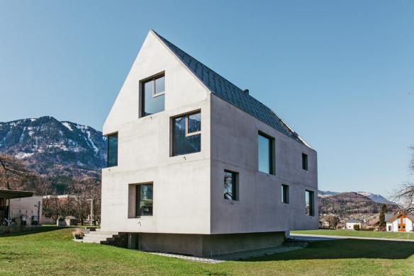 Die besten Einfamilienhäuser aus Beton Einfamilienhausarchitektur Architekturbuch tomaselli architetta WohnhausJ