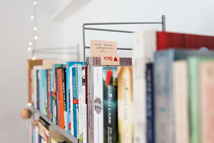 Bücher; Lesen
