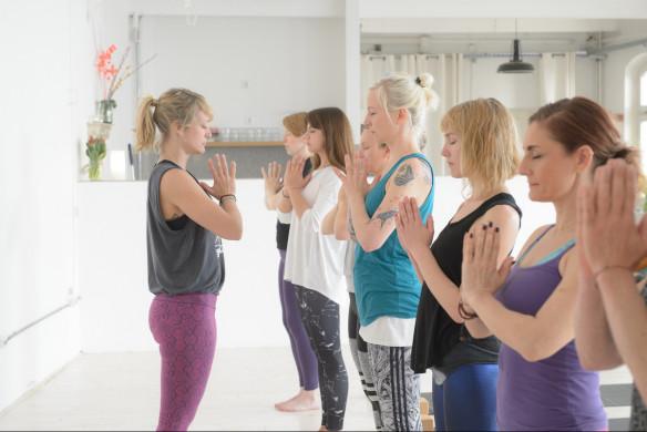 I love Yoga Gutscheinbuch Hamburg Innersmile Yoga