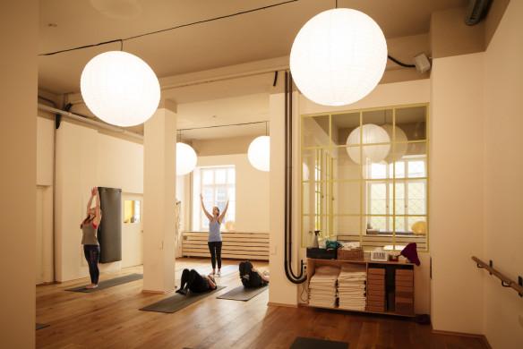 I love Yoga Gutscheinbuch München Amienas Werkstatt