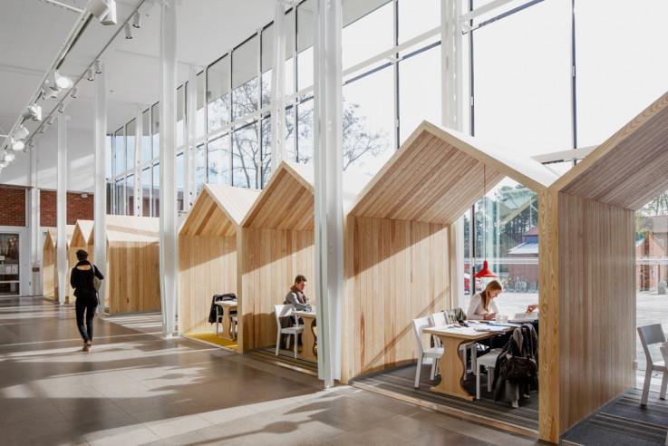 neue-arbeitswelten-space-for-creative-thinking-karolinska-institut-schweden