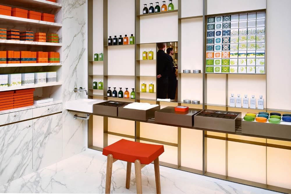 ==Hermes Grand Opening of Parfumerie==Hermes Parfumerie, NY==