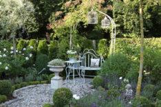 Traumhafte Landgaerten Gartenbuch Callwey