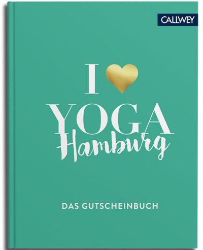 I love Yoga Gutscheinbuch Hamburg