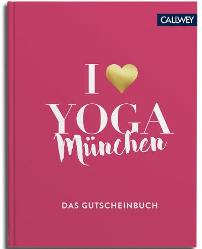 I love Yoga Gutscheinbuch München