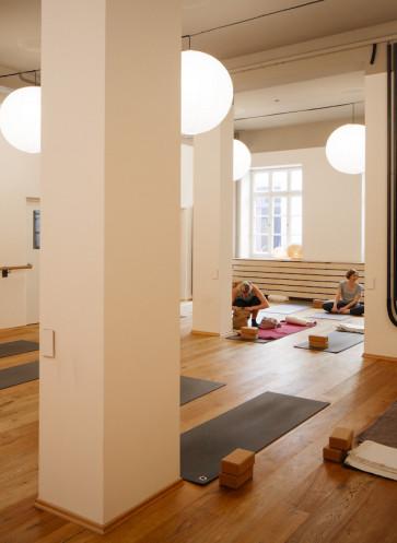 I love Yoga Gutscheinbuch Callwey Amins Werkstatt Yoga München