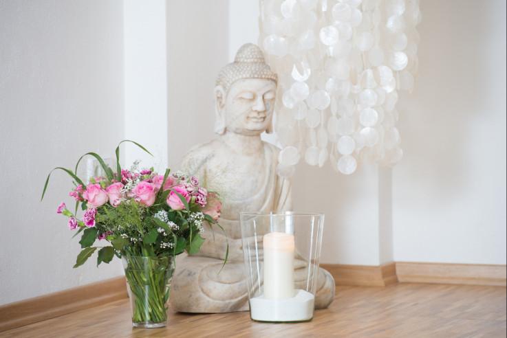I love Yoga Gutscheinbuch Callwey Bamboo Studio Buddha
