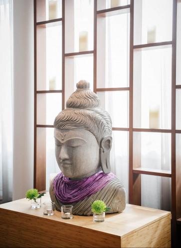 I love Yoga Gutscheinbuch Callwey Buddhakopf