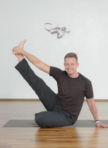 I love Yoga Gutscheinbuch Callwey Flying Yogi Tuecher Yoga Kurs Aerial