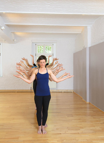 I love Yoga Gutscheinbuch Callwey Inspiration
