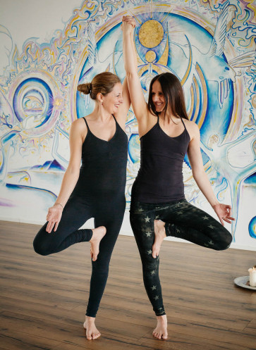 I love Yoga Gutscheinbuch Callwey Lehrerinnen Sonnengruss