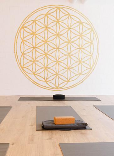 I love Yoga Gutscheinbuch Callwey matte ornament